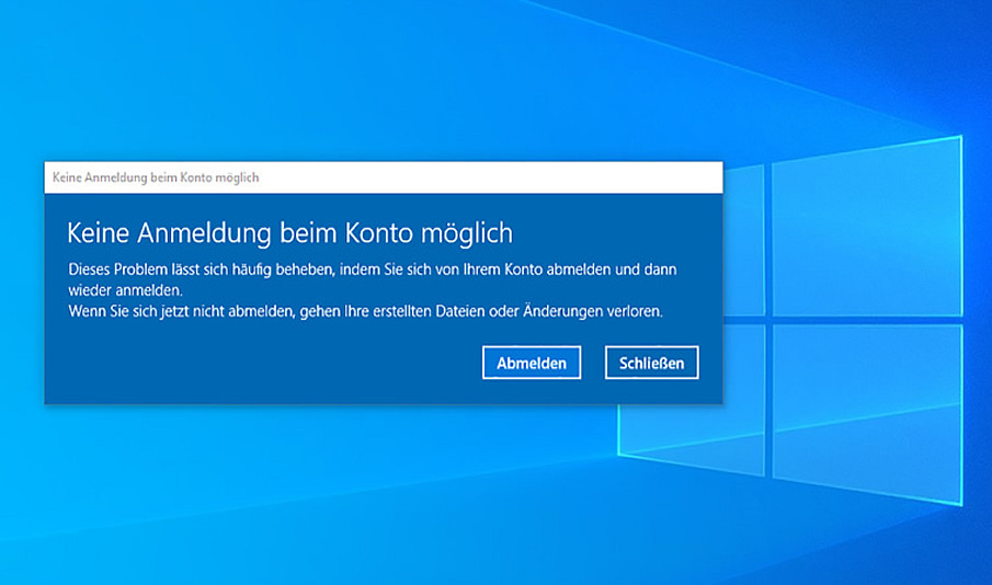 Windows 10: Update-Fehler 0x80073701