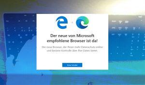Microsoft Edge Chromium – alles neu?